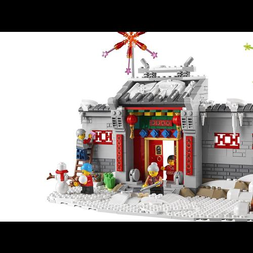 LEGO Exclusive 80106 Het verhaal van Nian
