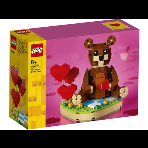LEGO Exclusief 40462 Bruine valentijnsbeer