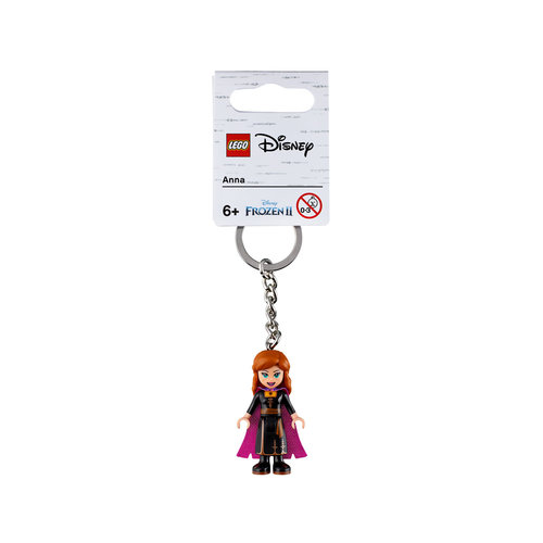 LEGO Sleutelhanger 853969 Frozen 2 Anna