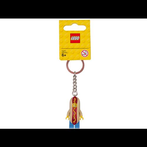 LEGO Sleutelhanger 853571 Classic Hotdogverkoper