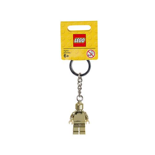 LEGO Sleutelhanger 850807 Classic Gouden minifiguur