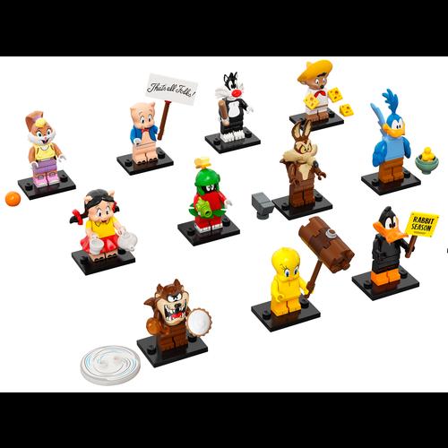 LEGO Minifiguren 71030 Looney Tunes Doos 36st