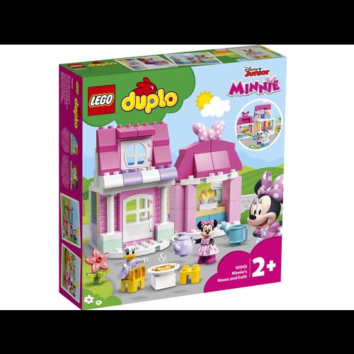 LEGO DUPLO 10942 Minnie's huis en café