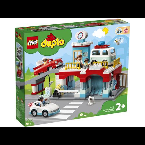 LEGO DUPLO 10948 Parkeergarage en wasstraat