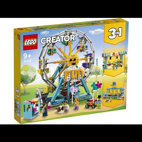 LEGO Creator 3 in 1 31119 Reuzenrad
