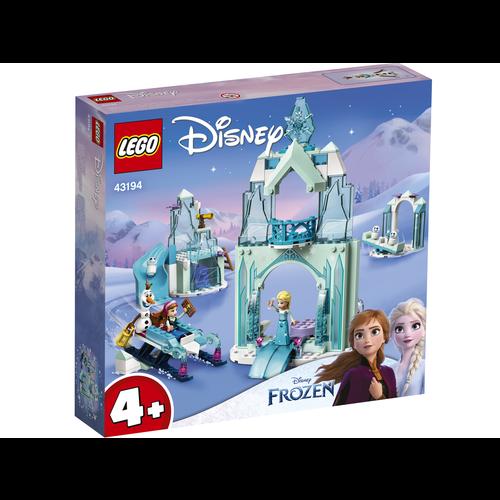 LEGO Disney 43194 Anna en Elsa's Frozen Wonderland
