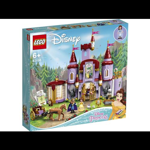 LEGO Disney 43196 Belle en het Beest kasteel