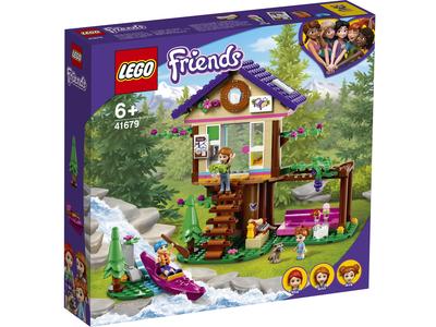 LEGO Friends 41679 Boshuis