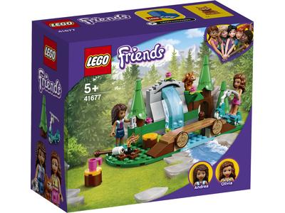 LEGO Friends 41677 Waterval in het bos