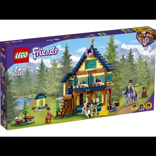 LEGO Friends 41683 Paardrijbasis in het bos