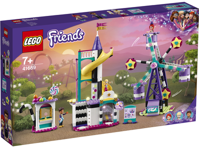 LEGO Friends 41689 Magisch reuzenrad en glijbaan