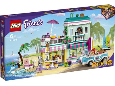 LEGO Friends 41693 Surfer strandhuis