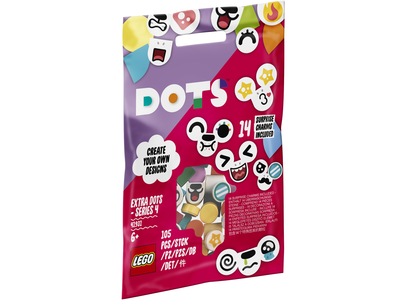 LEGO DOTS 41931 Extra DOTS - serie 4