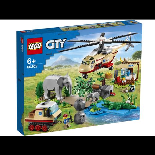 LEGO City 60302 Wildlife Rescue ATV