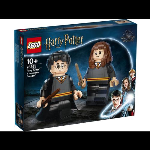 LEGO Harry Potter 76393 Harry Potter & Hermelien Griffel