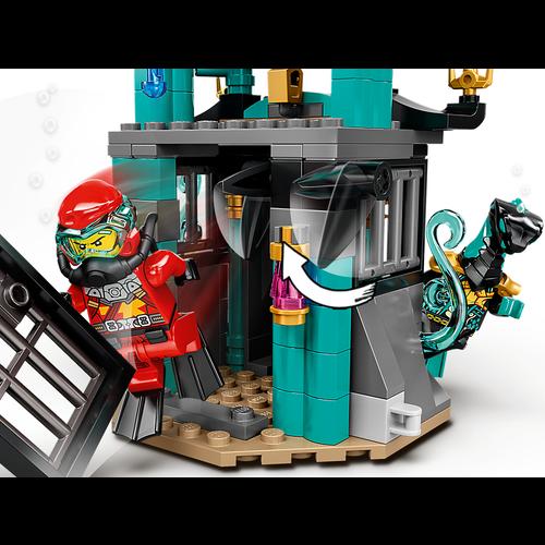 LEGO Ninjago 71755 Tempel van de Eindeloze Zee