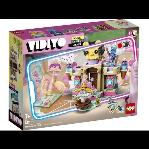 LEGO VIDIYO 43111 Candy Castle Stage