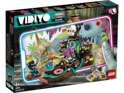 LEGO VIDIYO 43114 Punk Pirate Ship