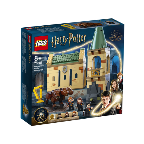 LEGO Harry Potter 76387 Zweinstein: Pluizige ontmoeting