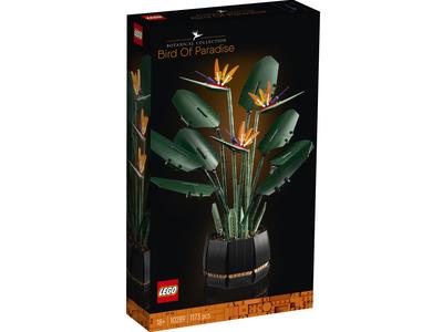 LEGO Creator Expert 10289 Paradijsvogelplant