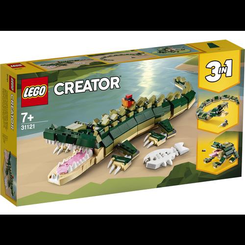LEGO Creator 3 in 1  31121 Krokodil