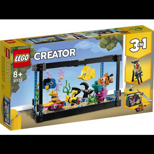 LEGO Creator 3 in 1 31122 Aquarium
