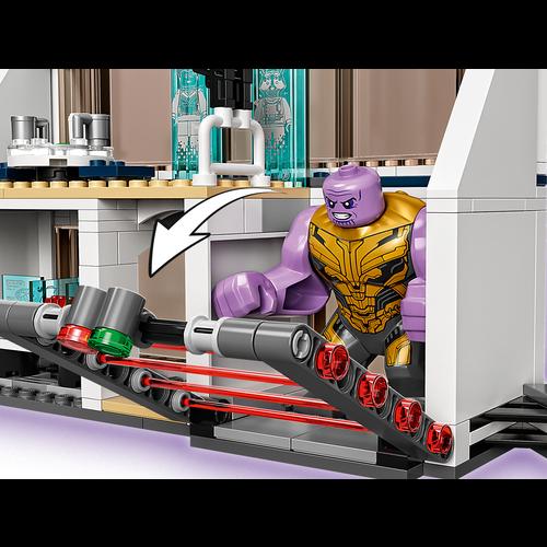 LEGO Marvel 76192 Avengers: Endgame Final Battle