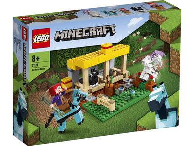 LEGO Minecraft 21171 De paardenstal