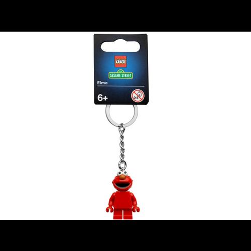 LEGO Sleutelhanger 854145 Sesamstraat Elmo