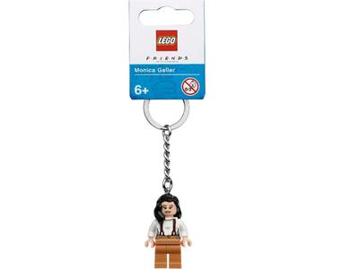 LEGO Sleutelhanger 854121 Ideas Monica Geller