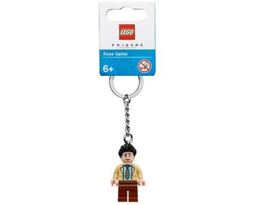 LEGO Sleutelhanger 854117 Ideas Ross Geller