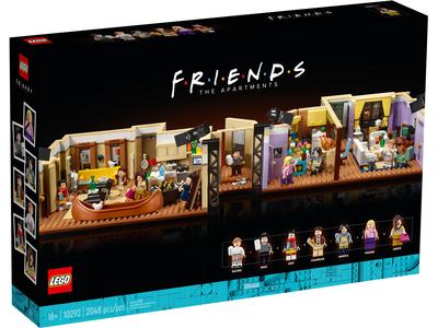 LEGO Creator Expert 10292 De appartementen van Friends