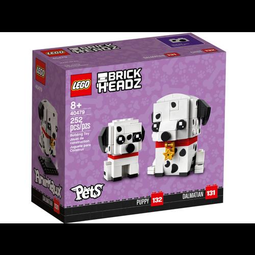 LEGO Brickheadz 40479 Dalmatiër