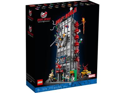 LEGO Spiderman 76178 Daily Bugle