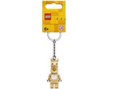 LEGO Sleutelhanger 854081 Lamameisje