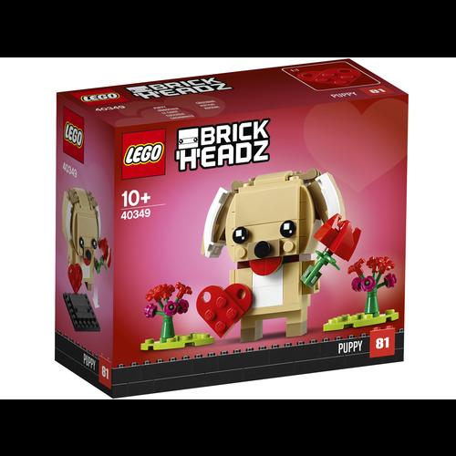 LEGO Brickheadz 40349 Valentijnspuppy