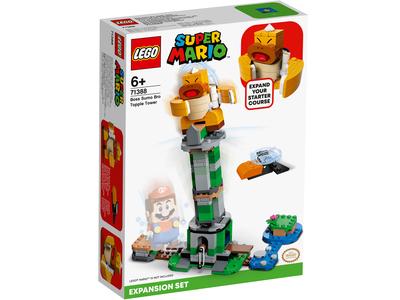 LEGO Super Mario 71388 Uitbreidingsset: Eindbaasgevecht op de Sumo Bro-toren