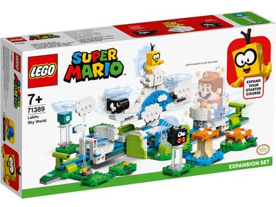 LEGO Super Mario 71389 Uitbreidingsset: Lakitu's wolkenwereld