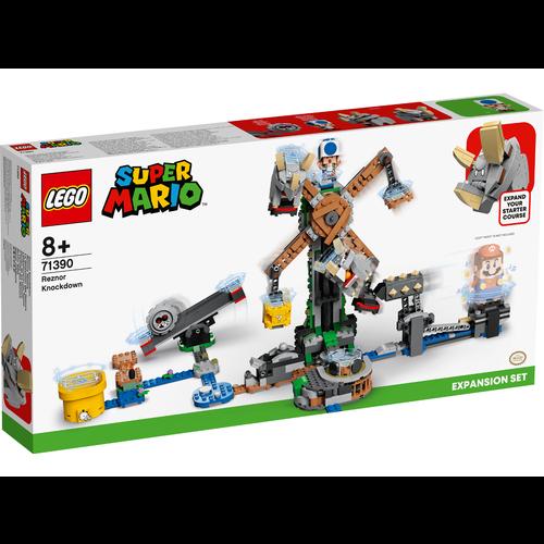 LEGO Super Mario 71390 Uitbreidingsset: ruzie met Reznors