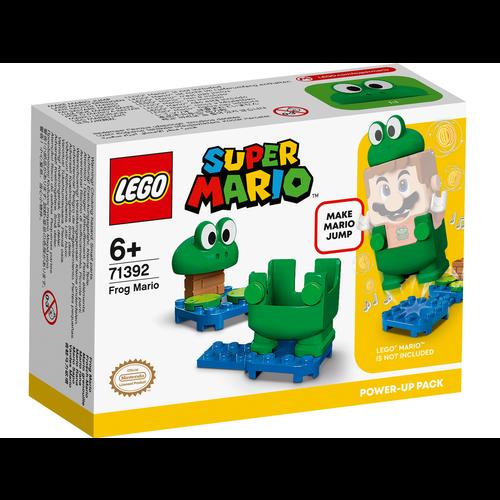 LEGO Super Mario  71392 Power-uppakket: Kikker-Mario