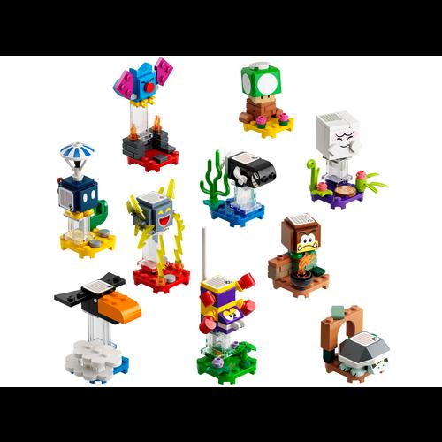 LEGO Super Mario 71394 Personagepakketten Serie 3 Complete serie 10 stuks
