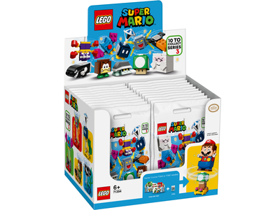 LEGO Super Mario 71394 Personagepakketten Serie 3 Doos 18 stuks