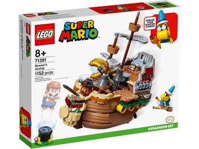 LEGO Super Mario 71391 Uitbreidingsset: Bowsers luchtschip