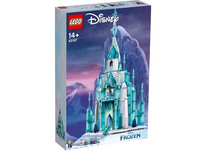 LEGO Disney 43197 Het IJskasteel