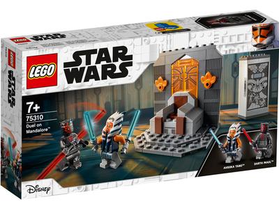 LEGO Star Wars 75310 Duel op Mandalore