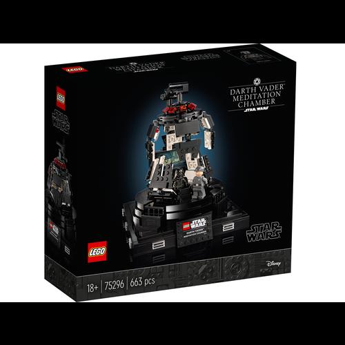 LEGO Star Wars 75296 Darth Vader Meditatiekamer