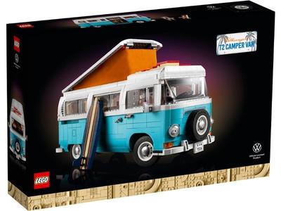 LEGO Creator Expert 10279 Volkswagen T2 Kampeerbus