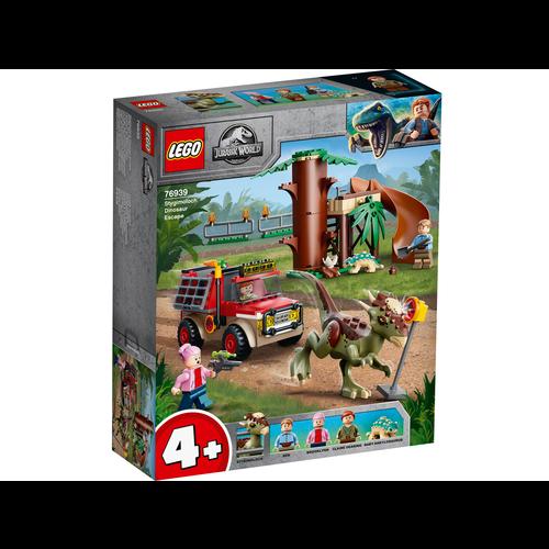 LEGO Jurassic World 76939 Stygimoloch dinosaurus ontsnapping