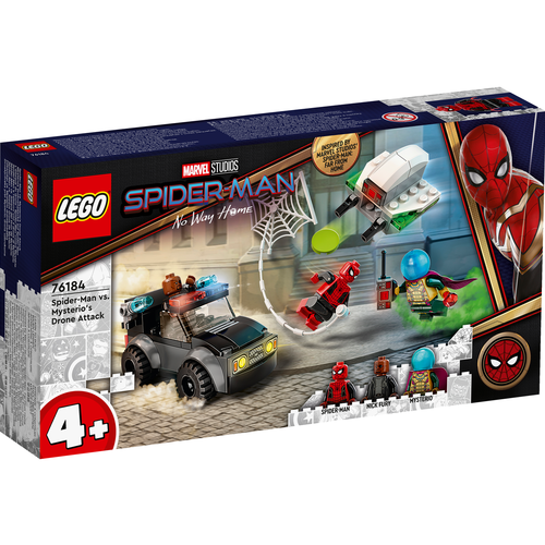 LEGO Marvel 76184 Spider-Man vs. Mysterio droneaanval