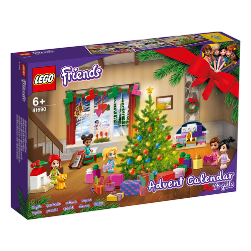 LEGO Friends 41690 Friends adventekalender 2021